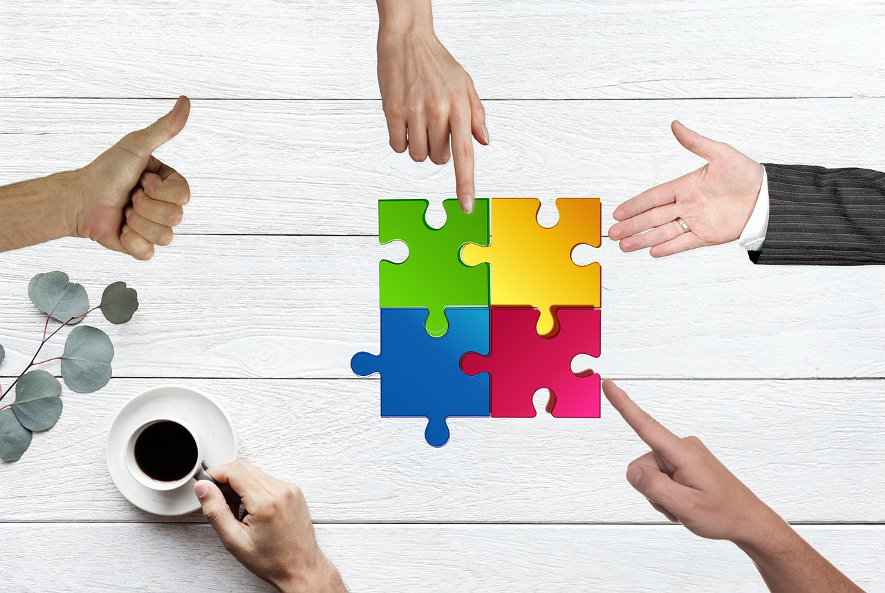 team, building, work